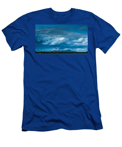 Central Valley Clouds Men's T-Shirt (Athletic Fit)