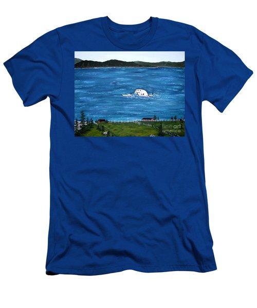 Challenges Men's T-Shirt (Athletic Fit)