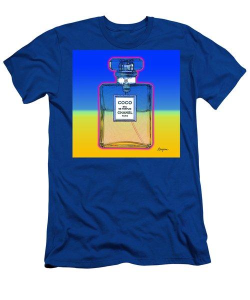 Chanel Bottle 1 Men's T-Shirt (Athletic Fit)