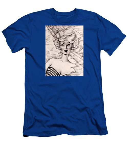 Charice Doll Men's T-Shirt (Athletic Fit)