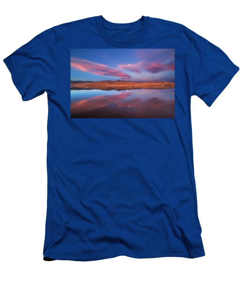 Chatfield Moon Men's T-Shirt (Athletic Fit)