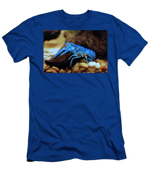Cherax Quadricarinatus Men's T-Shirt (Athletic Fit)
