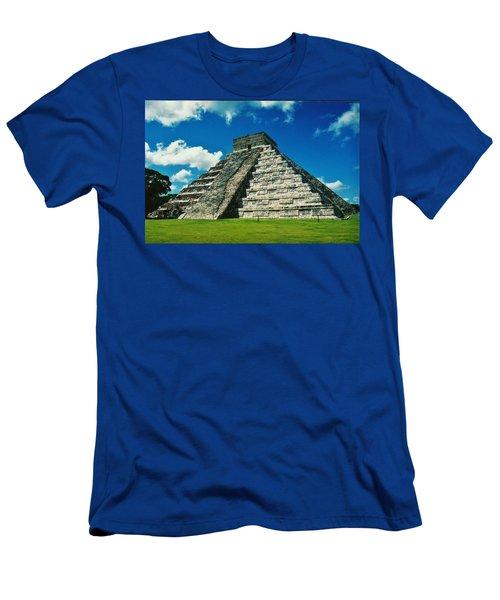 Chichen Itza Men's T-Shirt (Athletic Fit)