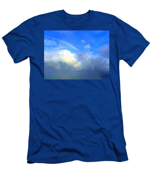 Clouds In Ireland Men's T-Shirt (Athletic Fit)