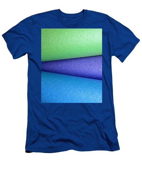 Colorscape Tubes B Men's T-Shirt (Athletic Fit)