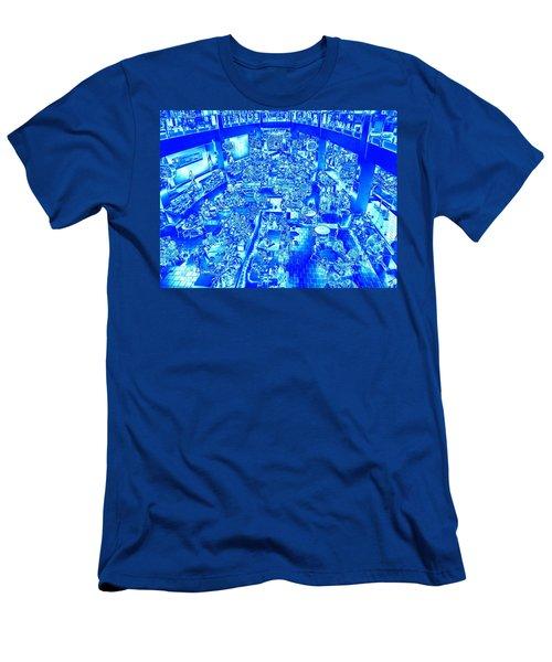 Combination  Men's T-Shirt (Athletic Fit)