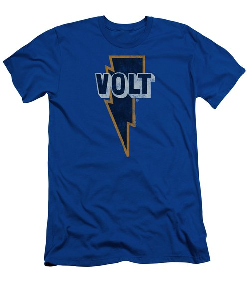 Concord Music - Volt Logo Men's T-Shirt (Athletic Fit)