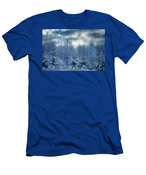 Cool Sunrise Men's T-Shirt (Athletic Fit)