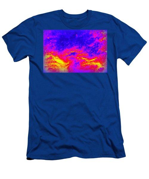 Cosmic Series 005 Men's T-Shirt (Athletic Fit)