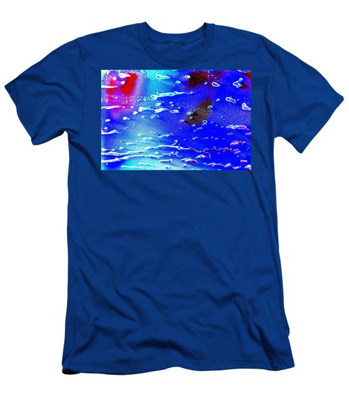 Cosmic Series 008 Men's T-Shirt (Athletic Fit)