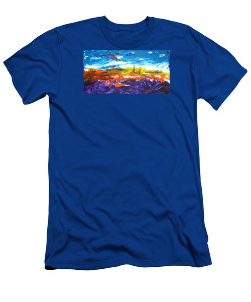 Creation I Men's T-Shirt (Athletic Fit)