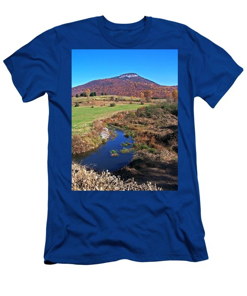 Creek In The Valley Men's T-Shirt (Athletic Fit)