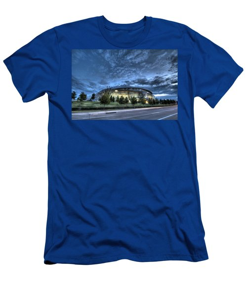 Dallas Cowboys Stadium Men's T-Shirt (Athletic Fit)