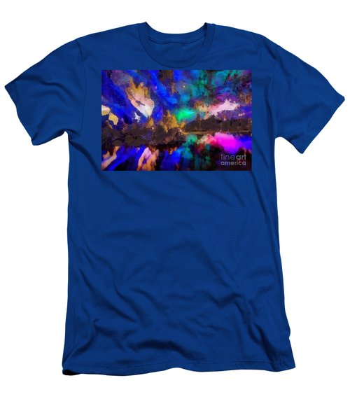 Dancing In The Moon Light Men's T-Shirt (Athletic Fit)