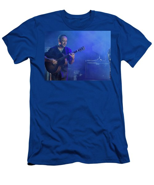 Dave's Little Smile Men's T-Shirt (Athletic Fit)