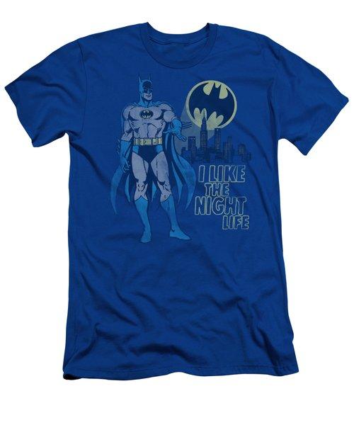 Dc - Night Life Men's T-Shirt (Athletic Fit)