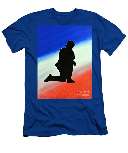 Desert Duty II Men's T-Shirt (Athletic Fit)
