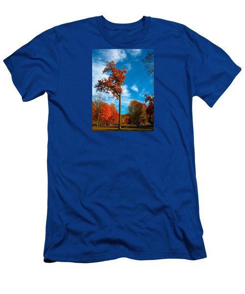 Men's T-Shirt (Slim Fit) featuring the photograph Loneliness by Zafer Gurel