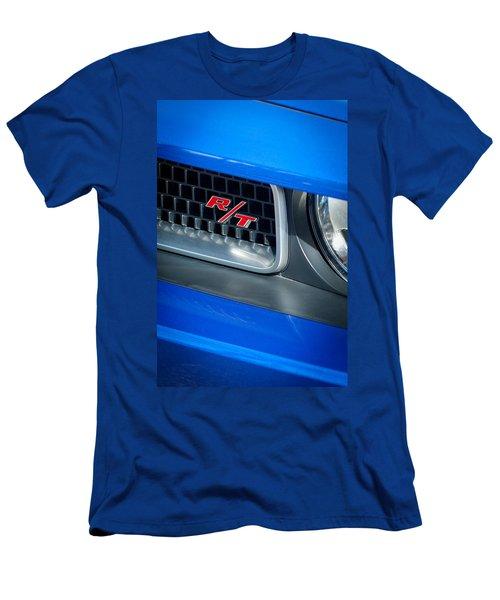 Dodge Rt Grille Emblem Men's T-Shirt (Athletic Fit)