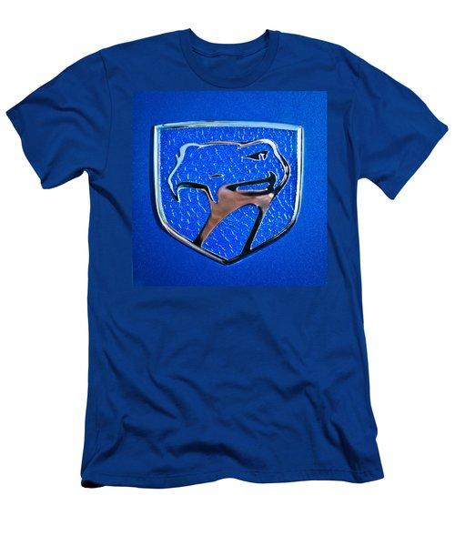 Dodge Viper Emblem -217c Men's T-Shirt (Athletic Fit)