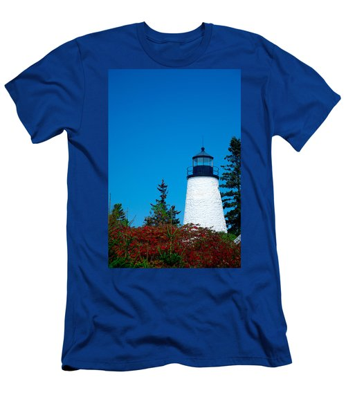 Dyce Head Lighthouse Men's T-Shirt (Slim Fit)