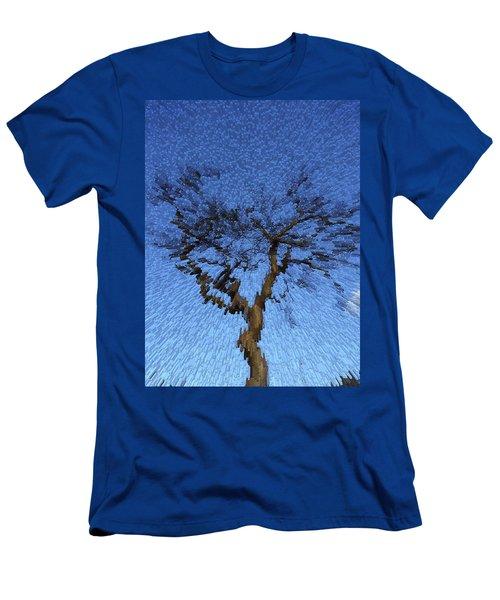 Dynamic Dawn Men's T-Shirt (Athletic Fit)