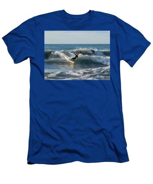 Dynamical Enjoyment Men's T-Shirt (Athletic Fit)