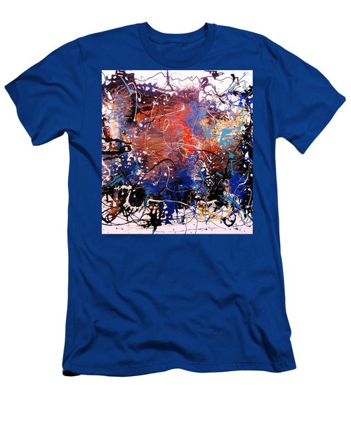 Exotic Zone Men's T-Shirt (Slim Fit) by Roberto Prusso