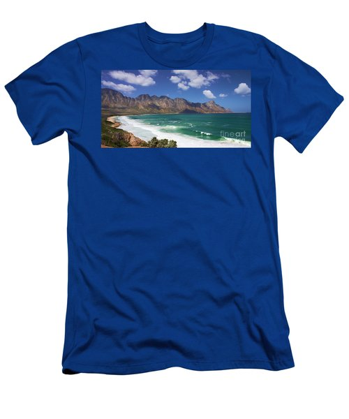 False Bay Drive Men's T-Shirt (Athletic Fit)
