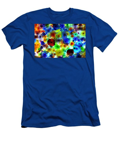 Fiori Di Como By Glass Sculptor Men's T-Shirt (Athletic Fit)