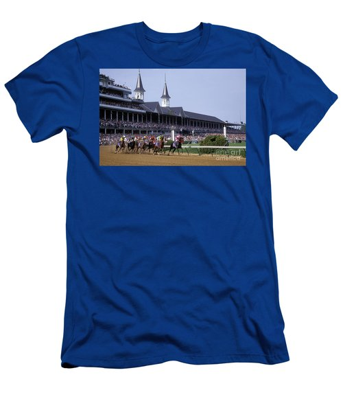 First Saturday In May - Fs000544 Men's T-Shirt (Slim Fit) by Daniel Dempster