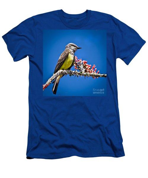 Flycatcher Men's T-Shirt (Athletic Fit)