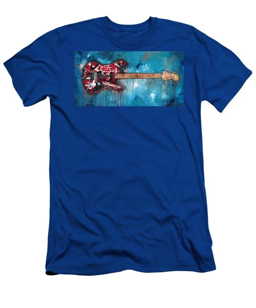 Frankenstrat Men's T-Shirt (Athletic Fit)
