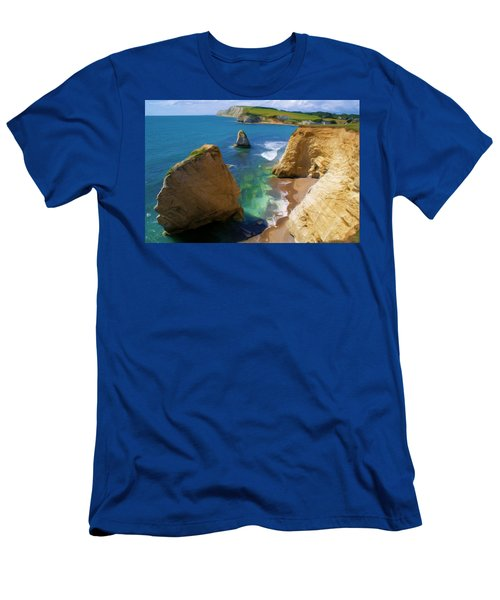 Freshwater Bay Men's T-Shirt (Athletic Fit)