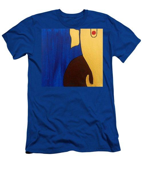 5 Ganesh Gajananaya Men's T-Shirt (Athletic Fit)