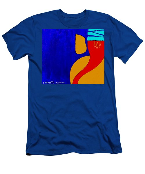 4 Ganesh Mangalmurti Men's T-Shirt (Athletic Fit)