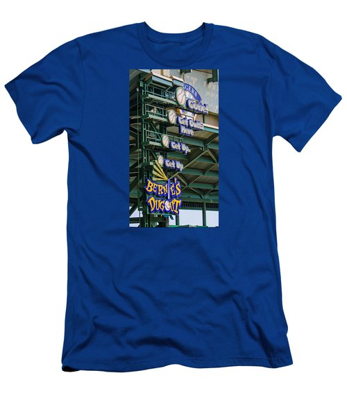 Get Outta Here   Men's T-Shirt (Slim Fit) by Susan  McMenamin