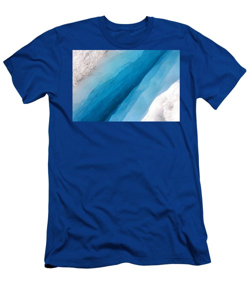 Glacial Rift Men's T-Shirt (Athletic Fit)