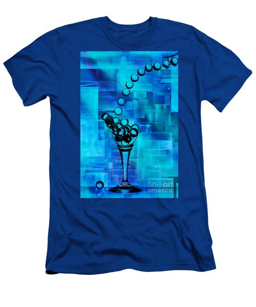Glass Balls Men's T-Shirt (Athletic Fit)