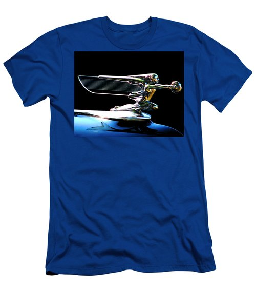 Goddess Of Speed Men's T-Shirt (Athletic Fit)