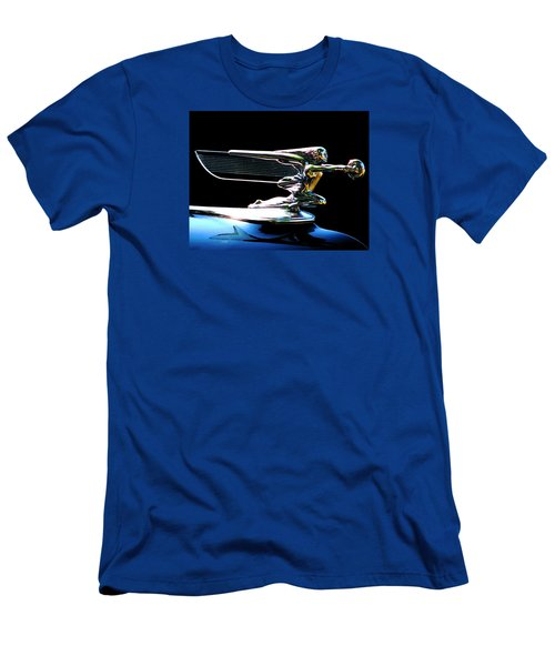 Goddess Of Speed Men's T-Shirt (Athletic Fit)