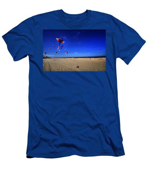 Gone Flyin Men's T-Shirt (Athletic Fit)