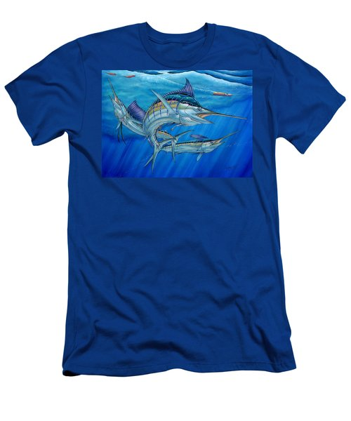 Grand Slam And Lure. Men's T-Shirt (Athletic Fit)