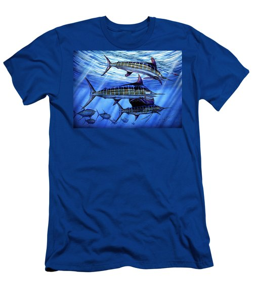 Grand Slam Lure And Tuna Men's T-Shirt (Athletic Fit)