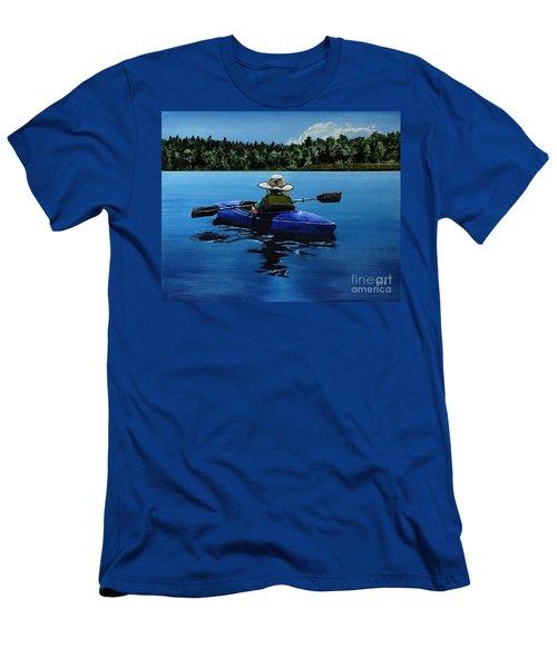 Grandma's Cabin Men's T-Shirt (Athletic Fit)