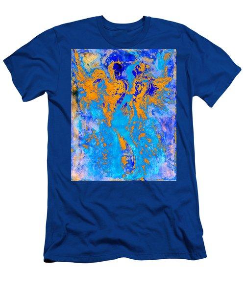 Guardians Of Heaven's Gate Men's T-Shirt (Athletic Fit)
