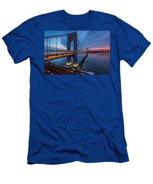 Gwb Sunrise Men's T-Shirt (Athletic Fit)