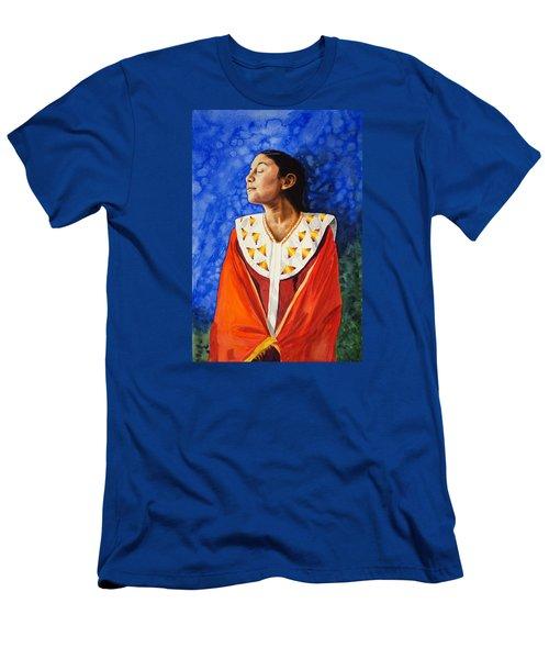 Da209 Here Comes The Sun By Daniel Adams Men's T-Shirt (Athletic Fit)