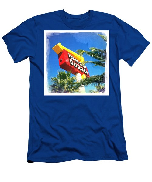In-n-out Burger Men's T-Shirt (Athletic Fit)