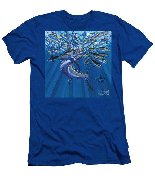 Intruder Off003 Men's T-Shirt (Athletic Fit)
